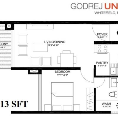 godrej-united-1-bed-floor-plan