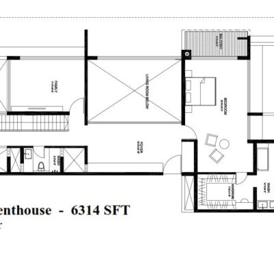 godrej-united-penthouse-floor-plans